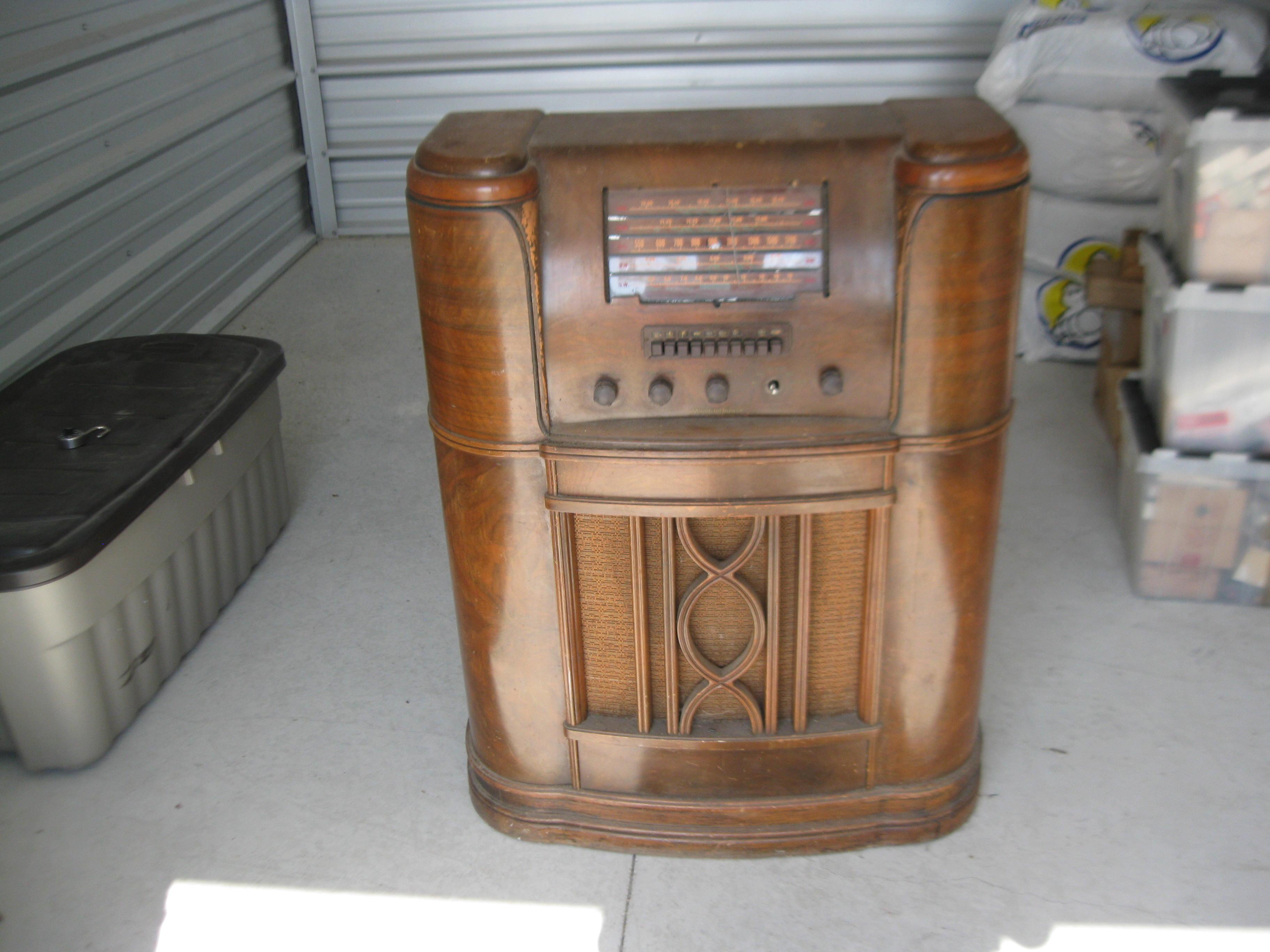 Westinghouse 1182x Antique Console